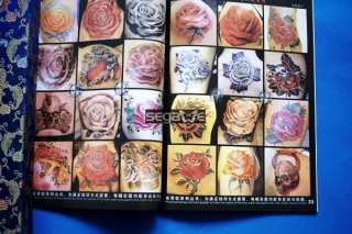 CHINA ORIGIN RARE TATTOO FLASH MAGAZINE ART BOOK VOL.11