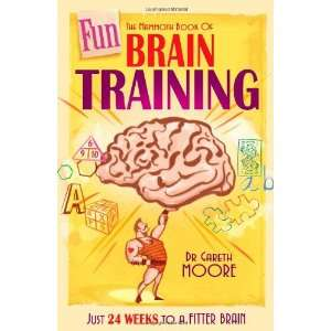 Book of Fun Brain Training (Mammoth Books) (9781849014342) Gareth