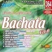 Latin Stars Karaoke CDG #364   Bachata Vol.6