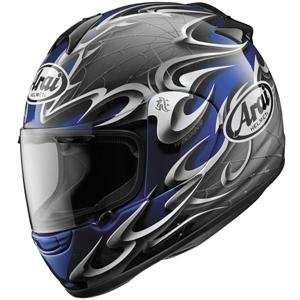 Arai Vector Web Helmet   Medium/Blue Automotive