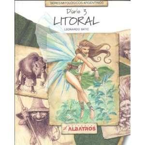Beings Diario Tercero/ Third Diary (Seres Mitologicos Argentinos