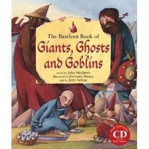 , Ghosts & Goblins (HC w 2 CDs) (9781846862359) John Matthews Books