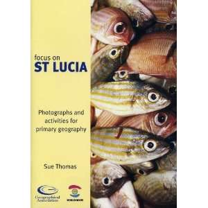 St Lucia (9781843771173) Sue Thomas, Rose Pipes, Linzi Henry Books
