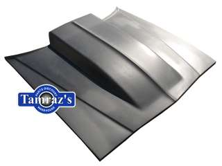 1981   1988 Monte Carlo 4 Cowl Induction Hood Pin On