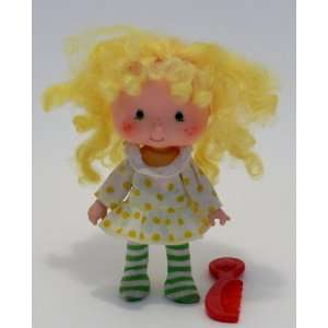 com Strawberry Shortcake Lemon Meringue Vintage Doll Everything Else
