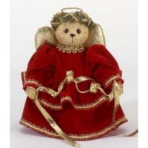 CHRISTMAS ANGEL TEDDY BEAR