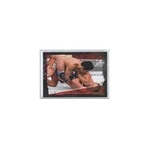 2010 Topps UFC Gold #136   Dong Hyun Kim: Sports