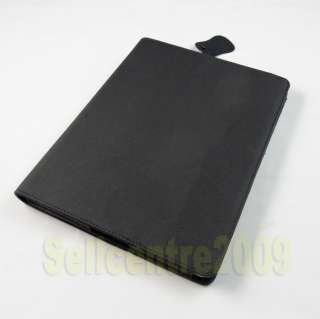 Genuine Leather Pouch Skin Case Cover for Apple iPad 2 2G 16G 32G