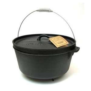 Old Mountain 12 Qt Dutch Oven with Feet: Everything Else