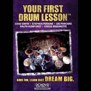 Your First Drum Lesson Artist Not Provided Movies & TV