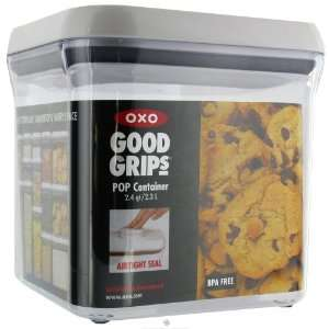 OXO   Good Grips POP Container Big Square   2.4 qt