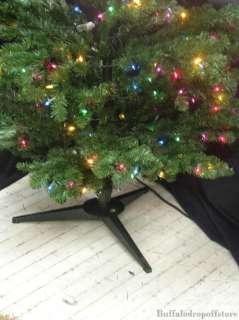 5ft Prelit Sierra fir Artificial Full Christmas Tree