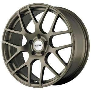 TSW Alloy Wheels Nurburgring Matte Bronze Wheel (19x9