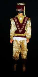Turkish Man ~ OOAK Ken Barbie doll Turkey Costume World International