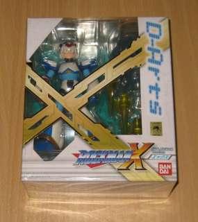 Bandai D Arts Rockman(Mega Man) X Rockman Full Armor Figure(JP)