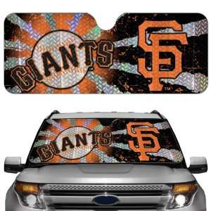 San Francisco Giants Car Truck SUV Front Windshield