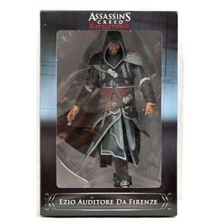 Assassins Creed Revelations 9 23cm PVC figurine statue EZIO Auditore