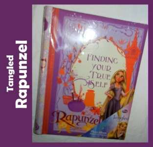 Disney Tangled RAPUNZEL Photo Album Book Memory NEW *GIFT* Princess