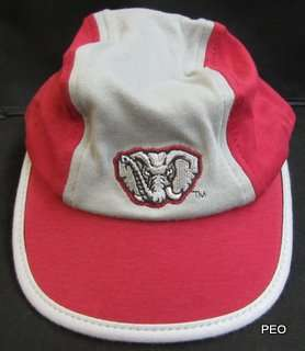 Alabama Crimson Tide Cap Hat Painter Elephant Childs