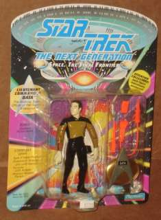 1992 Star Trek TNG Data 1st First Series Action Figure MOC New Next