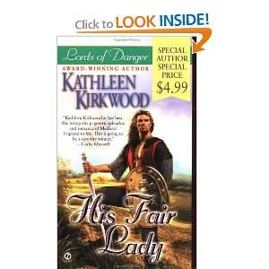 of Danger His Fair Lady (9780451202369) Kathleen Kirkwood Books