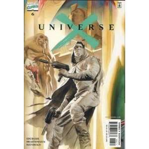 Universe X No. 6 (2001) Jim Krueger Books