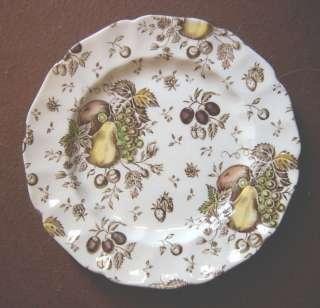 Johnson Brothers Autumns Delight Salad Plate