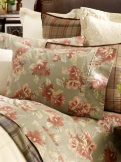 RALPH LAUREN Shetland Manor Floral QUEEN Sheet Set