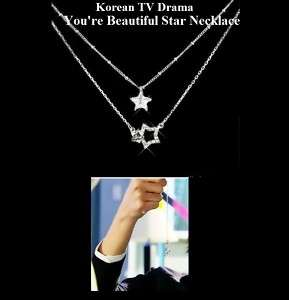 Korean Drama Youre Beautiful Star Necklace