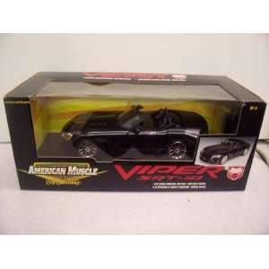 #33249 Ertl American Muscle Viper SRT 10 1/18 Scale