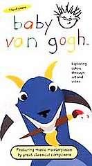 Baby Einstein   Baby Van Gogh VHS, 2002