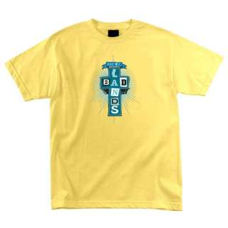 Santa Cruz SALBA BADLANDS Lance Mountain Shirt YELL XL