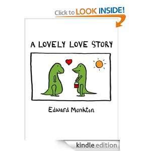 Lovely Love Story: Edward Monkton:  Kindle Store