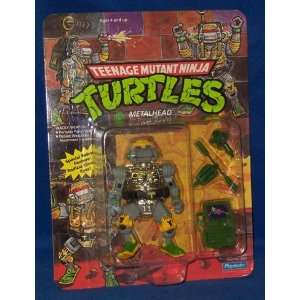 Teenage Mutant Ninja Turtles TMNT Metalhead Action Figure