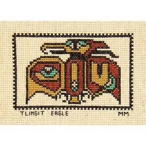 Eagle cross stitch pattern Craft Supplies | Bizrate