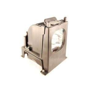 Mitsubishi WD 62927 rear projector TV lamp with housing