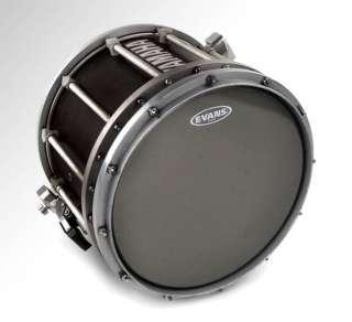 Evans 14 Hybrid Grey Marching Snare Batter Drumhead 19954953904