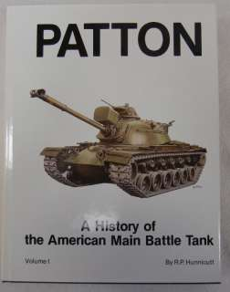 of the AMERICAN MAIN BATTLE TANK   ARMOR BOOK by R.P. HUNNICUTT