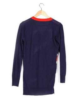 Ladies Classic Fashion Thin Slim Fit British Flag Cardigans