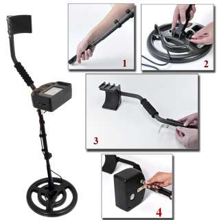 Treasure Hunter   Metal Detector for Standard + Precious Metal