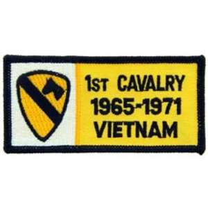 U.S. Army 1st Cavalry Division 1965 1972 Vietnam Patch 1 3