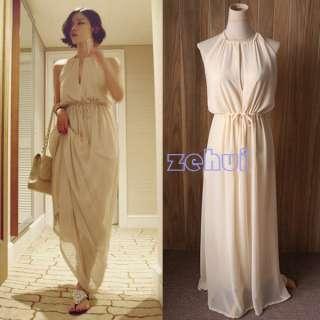 Full Long Dress Women Bohemian Skirt Summer printing Floor length