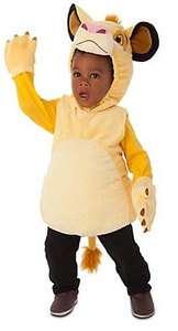 Disneys Lion King Simba Infant/Toddler Costume