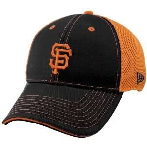 New Era San Francisco Giants Black Neocontrast 2 Fit Hat