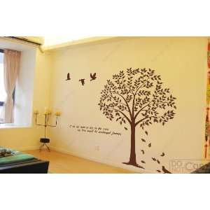 Wall Art Home Decors Murals Removable Vinyl Decals Paper Stickers