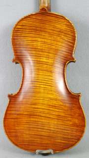 Come with rectangle Violin case, high quality brazilwood bow and