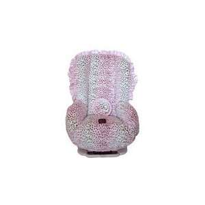 Pink Lynx Toddler Car Seat Cover Baby