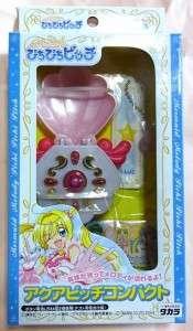 Pichi Pichi Pitch Aqua compact Takara Cosplay Toy RARE!
