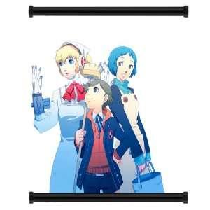 Shin Megami Tensei Persona 3 Game Fabric Wall Scroll Poster (32x38