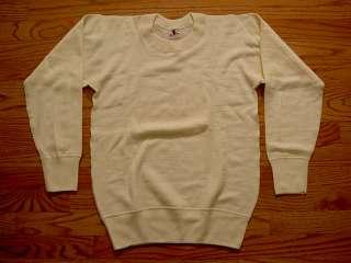 Vintage 1920s Black Boy Wool Sweater Deadstock